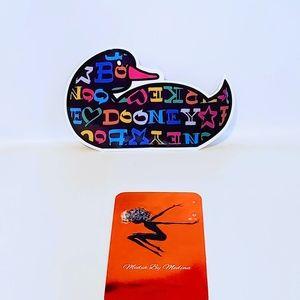 Dooney & Bourke Office - 🦆Dooney & Bourke Authentic Duck Decal/Sticker🦆